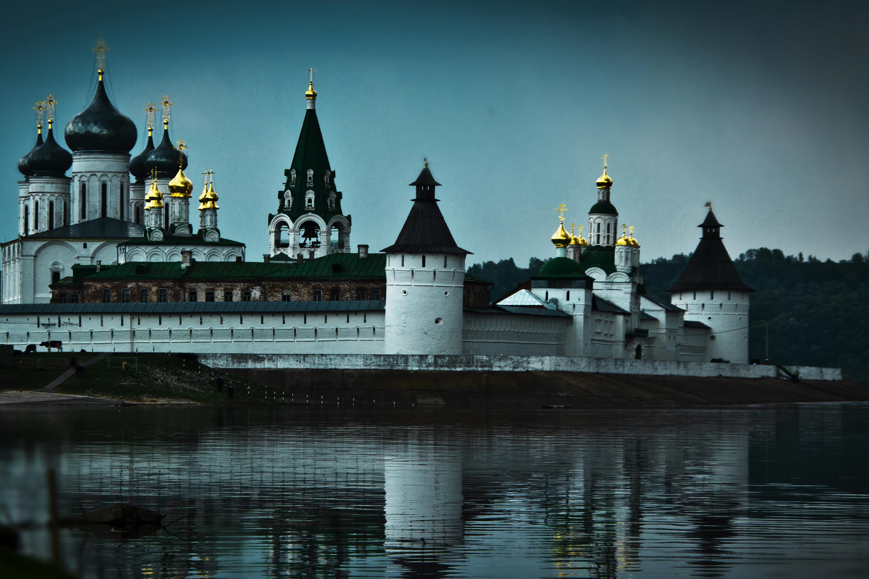 Макарьевский Желтоводский монастырь